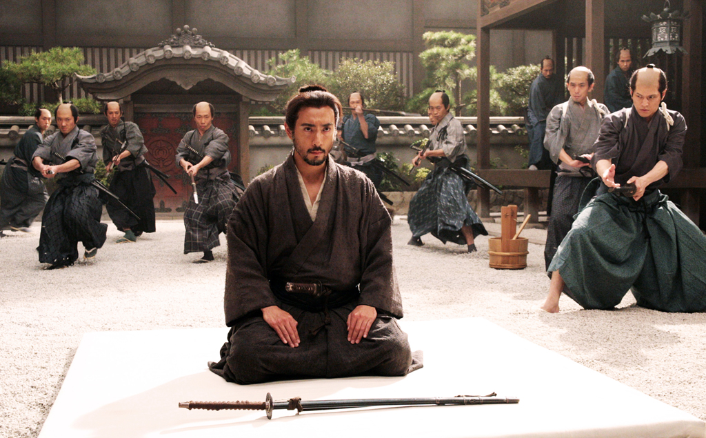 зависимости фильмы о самураях лучшие холодное