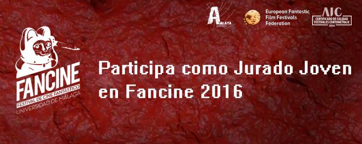 REQUISITOS PARA FORMAR PARTE DEL JURADO JOVEN DEL 26 FANCINE-FESTIVAL […]