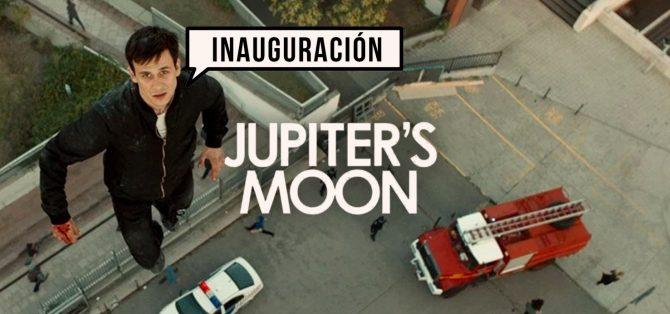JUPITER'S MOON SERÁ LA PELÍCULA INAUGURAL DE LA 27 EDICIÓN DE FANCINE