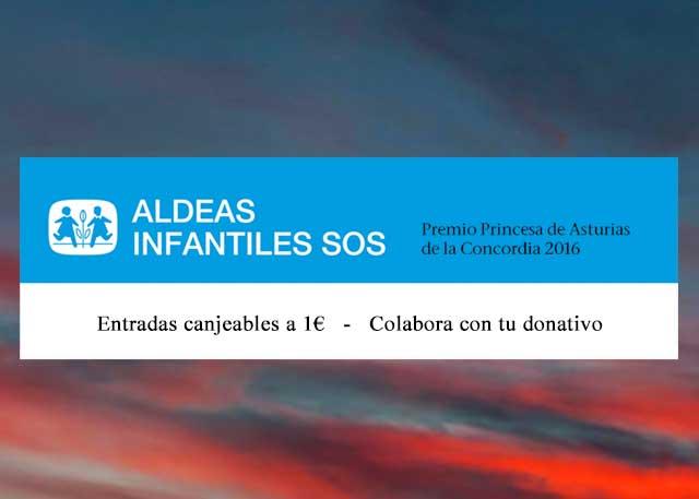 FANCINE A MITAD DE PRECIO – ALDEAS INFANTILES SOS