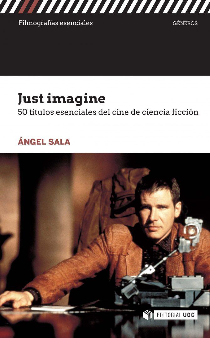 """Presentación del libro """"Just imagine"""""""