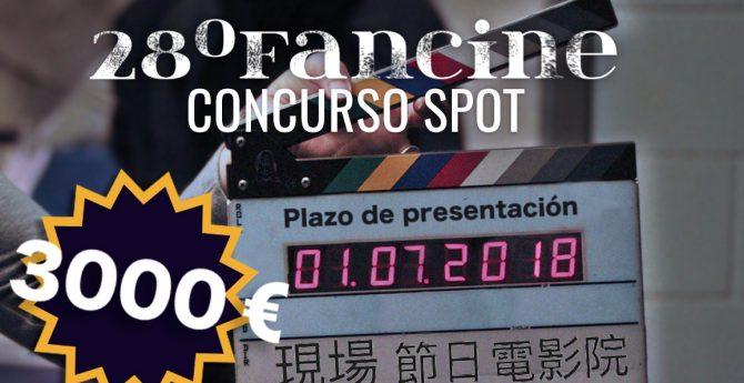 Concurso spot Fancine 2018