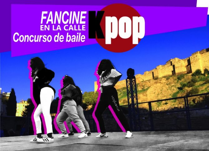 Concurso K-Pop: Fancine K-Pop en la calle 2018