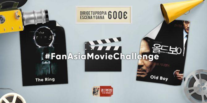 Concurso #FanAsiaMovieChallenge