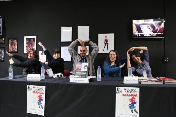 EL MANGA, PROTAGONISTA EN LA SEGUNDA JORNADA DE FANCINE