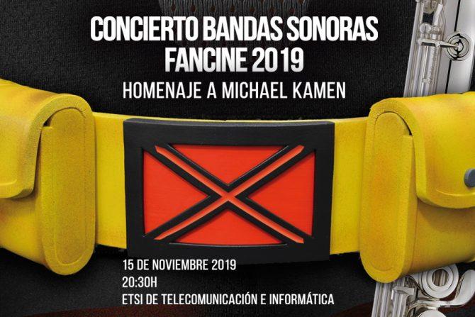 Concierto Bandas Sonoras