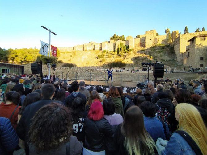 LAS ACTIVIDADES EN CALLE ALCAZABILLA PROTAGONIZAN LA PROGRAMACIÓN DEL SÁBADO EN EL 29 FANCINE