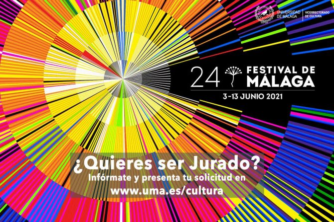 SOLICITUD JURADO JOVEN / DOCUMENTAL 24 FESTIVAL DE MÁLAGA. CINE EN ESPAÑOL