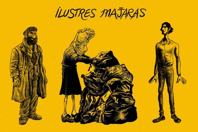 SOLICITUD DE ASISTENCIA A LA PRESENTACIÓN DE 'ILUSTRES MAJARAS'