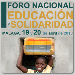 Foro educación y solidaridad
